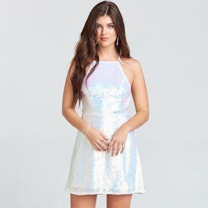 NWT - Show Me Your MuMu - Sequin Katerina Dress